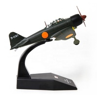 1942 Japan A6M3 ZERO 1/72 scale model aircraft