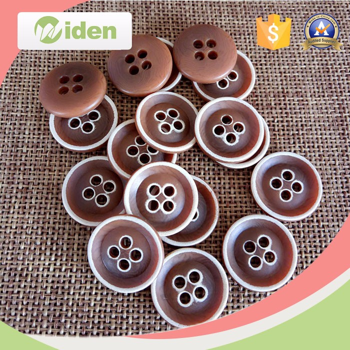 Resin Clothing Buttons Plastic Custom Sewing Buttons