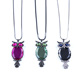 New Arrival Popular Zircon Owl Pendant Jewelry Lone Chain Sweater Necklaces