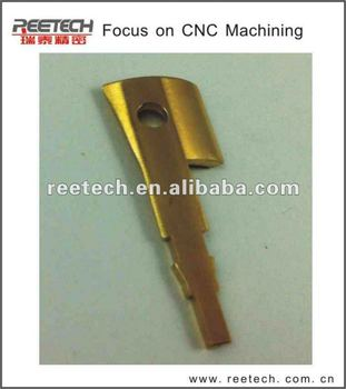 China CNC precision mechanical parts