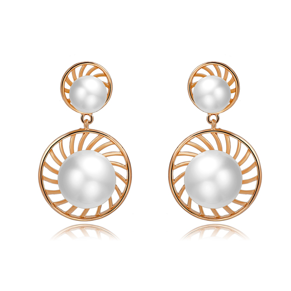 Pearl Earing Designs, Pearl Earing Designs Suppliers And Manufacturers At  Alibaba