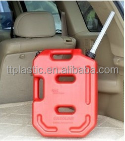 Benzine Kan 10l Jerrycan Plastic Motorfiets Brandstoftank