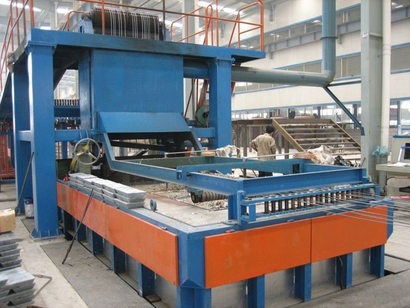 Automatic Steel Wire Hot Zinc Plating Equipment