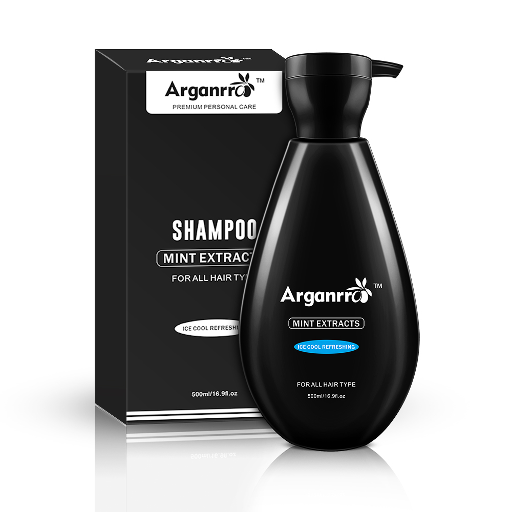 No Side Effect Organic Black Hair Loss Shampoo For African American