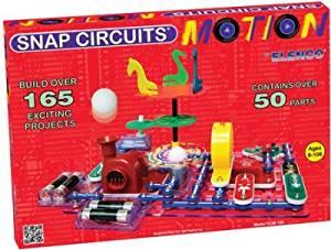 LearningLAB Snap Circuits Motion