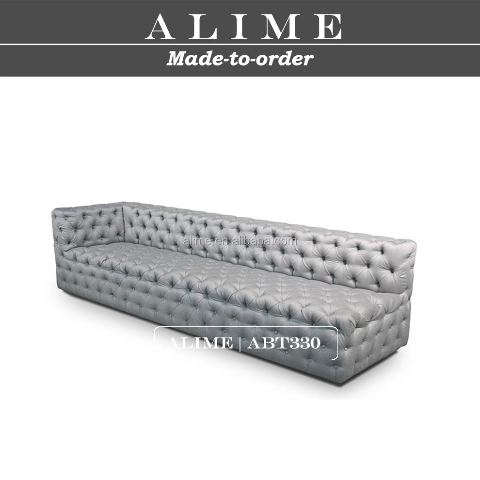 ALIME ABT330 custom modern night club booth sofa seating