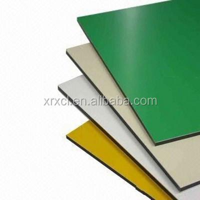 Pas cher prix int rieur ext rieur mural en aluminium for Panneau composite exterieur