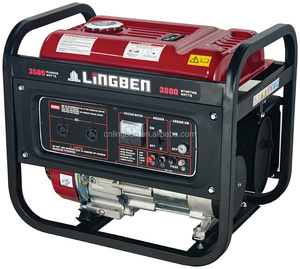 Lingben China Honda Gasoline Generator 3000 Price List