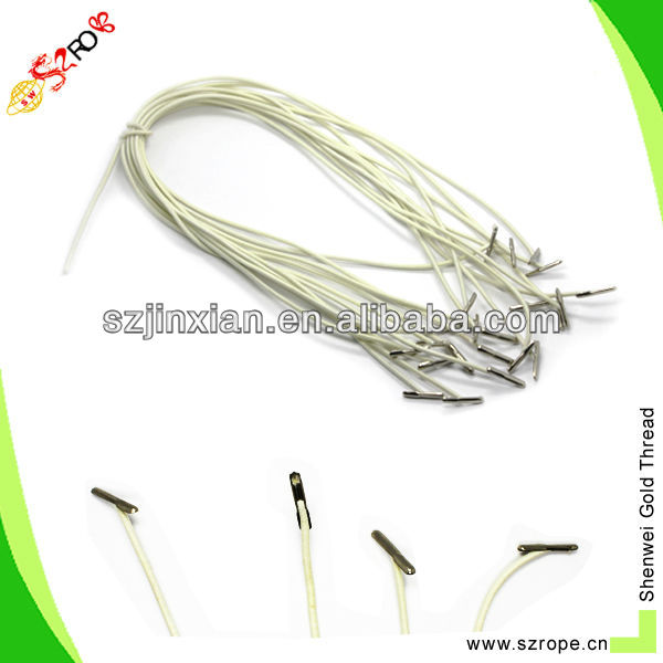 Multiple Color Barbed Bungee Cord 3mm Elastic String With Metal