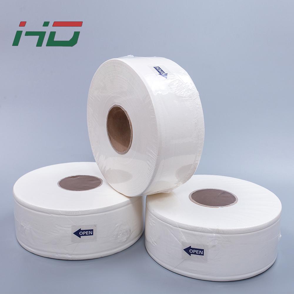 Alibaba china supplier mini jumbo roll toilet paper