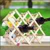 New Products:Bottle Wooden Wine Storage Rack/Shelf