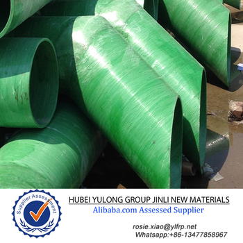 GRE GRP pipe Fittings Manufacturer, View GRP Pipe, Yulong Product