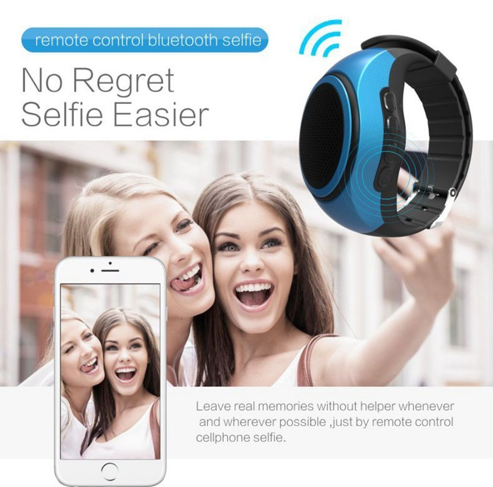 Outdoor use portable wristband BT speaker, speaker bracelet with silicone case