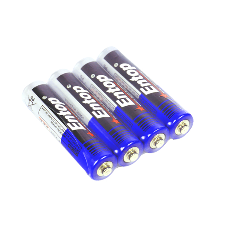 17 Years OEM and ODM Manufacturer Entop Brand aaa size active energy battery
