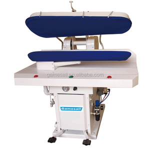Laundry and Dry Cleaning clothes press ironing machine