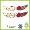 cheapest custom metal safty pin airline pilot wings