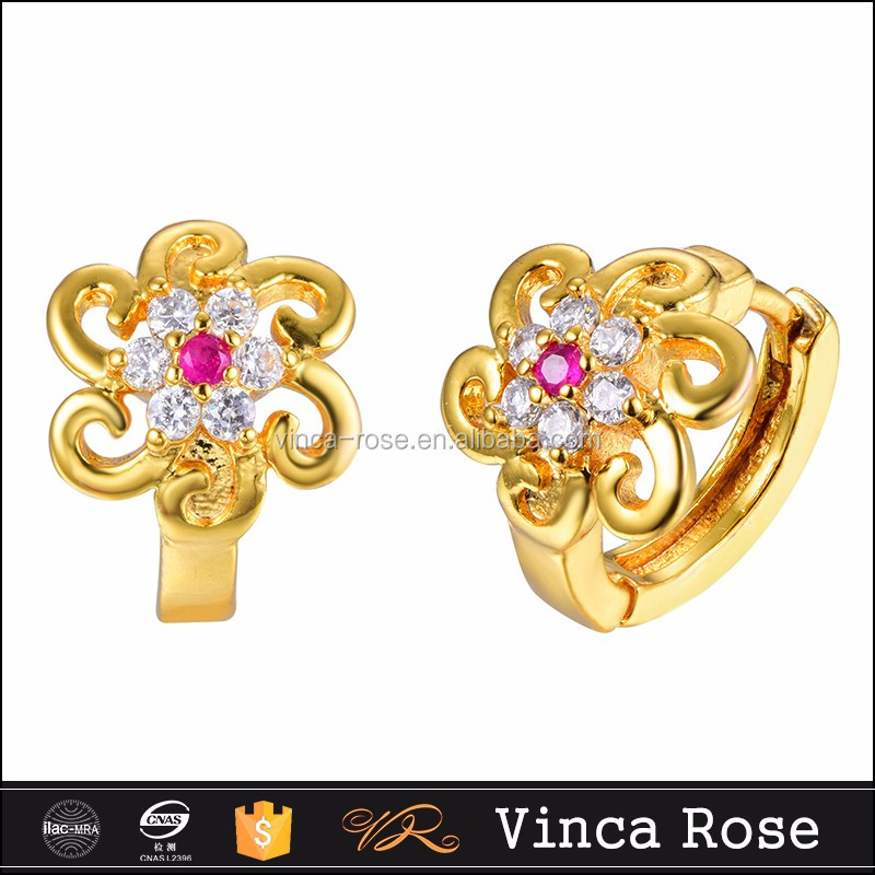 Design Gold Earrings Tops, Design Gold Earrings Tops Suppliers and ...