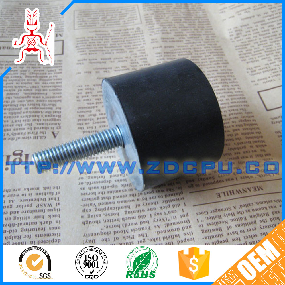 Widely used non-toxicity spring floor mount vibration isolators