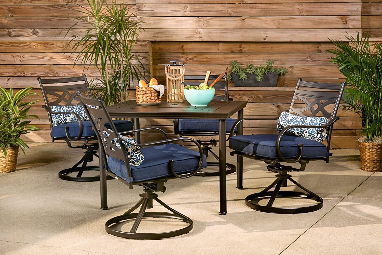 Outdoor Swivel Rockers Patio Furniture