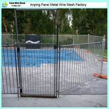2014 new product first-class outdoor temporary pool safety fence(China direct manufacturer)