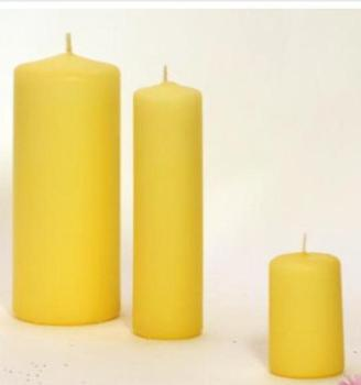 Thin Pillar Candles Wholesale  Cm