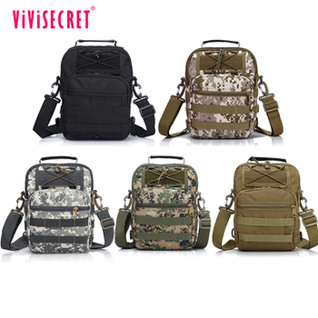 Quick Lead Outdoor Filed Chest Cross Body Pack Sling Ride Tactical Military Single Shoulder Bag Army