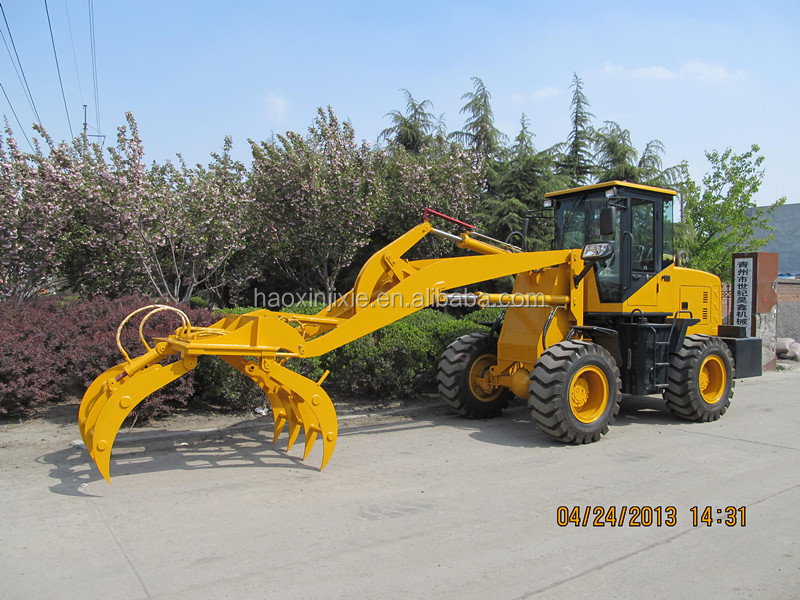 new design sugar cane grab loader for sale