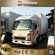 Howo refrigerator van truck for meat and fish