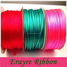 Rattail Chinese Knot Satin Cord