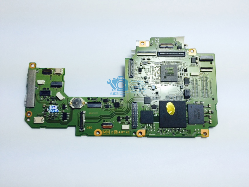 SLR digital camera repair replacement parts forEOS 70D motherboard / data  board / card slot board forCano