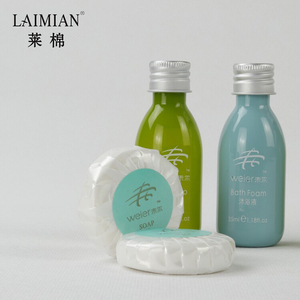 China manufacturer toiletries gift set / travel toiletries for hotel