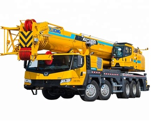 100Tons Hydraulic Mobile Truck crane XCT100