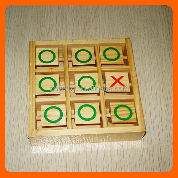 Wooden science education games child toys