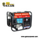 Power Value low noise united power generator gasoline with 168f engine