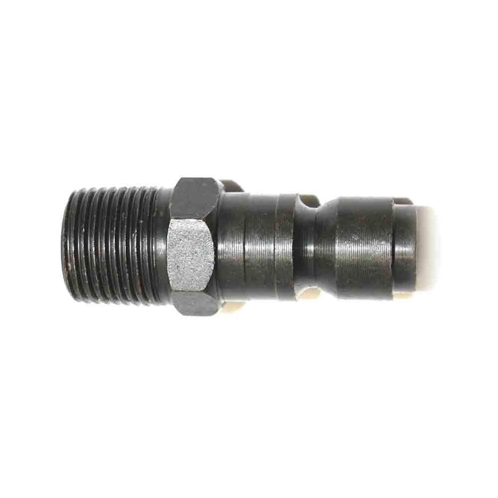 "Interstate Pneumatics CPA661 3/8"" Automotive Coupler Plug 3/8"" Male NPT (Steel) by Interstate Pneumatics"