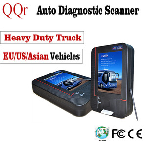 Professional Universal Auto Excavator Car Machine Renault Proton Wabco Multi Vehicle Man Heavy Duty Truck Diagnostic Scan Tool