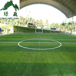 Saving Cost Soccer Court Grass Golf Artificial Grass Green Turf