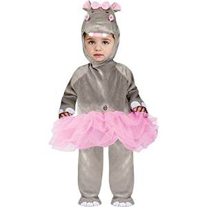 Fun World Costumes Baby-girls Hippo Ballerina Dress by Fun World Costumes