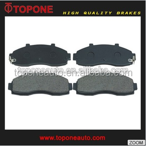 For KIA BESTA Box For KIA PREGIO Bus Disc Brake Pads Manufacturer Brake Pad With ISO