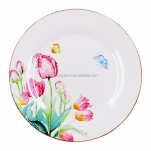 Eco ware porcelain dishes
