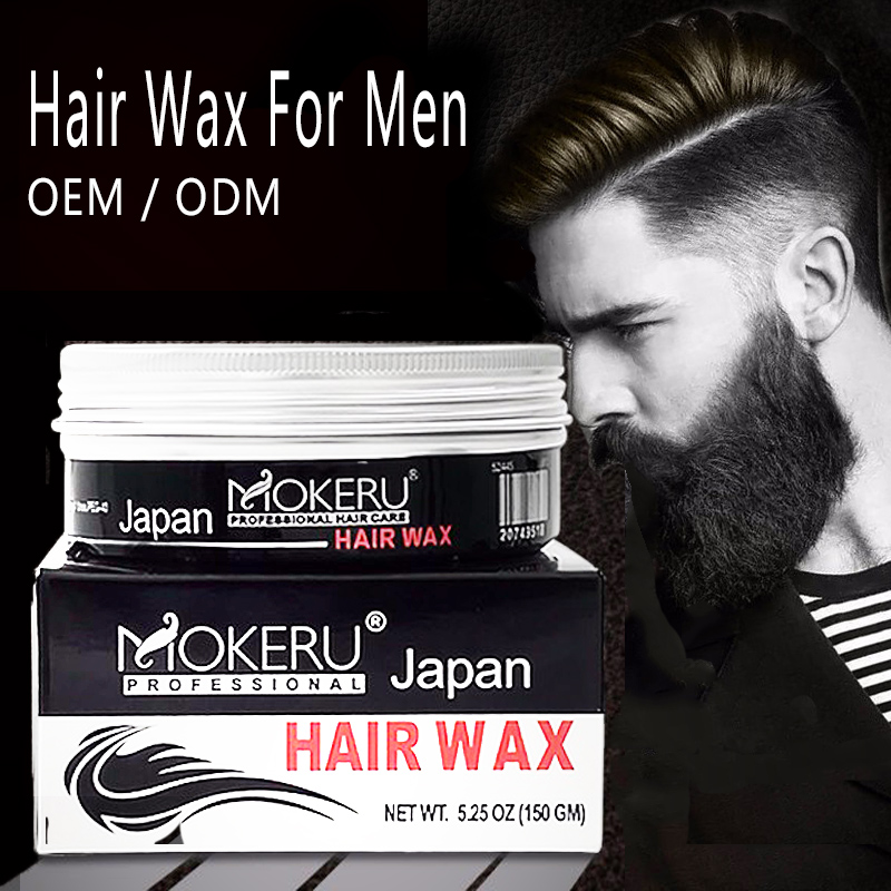Waterproof Stick hold pomade edge control private label for men