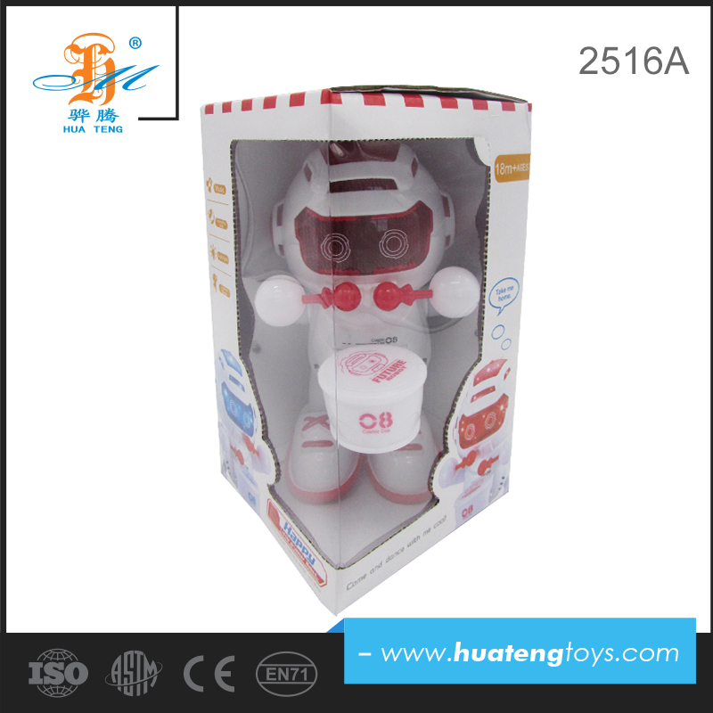 shantou chenghai toy wholesale high quality robot education for kids