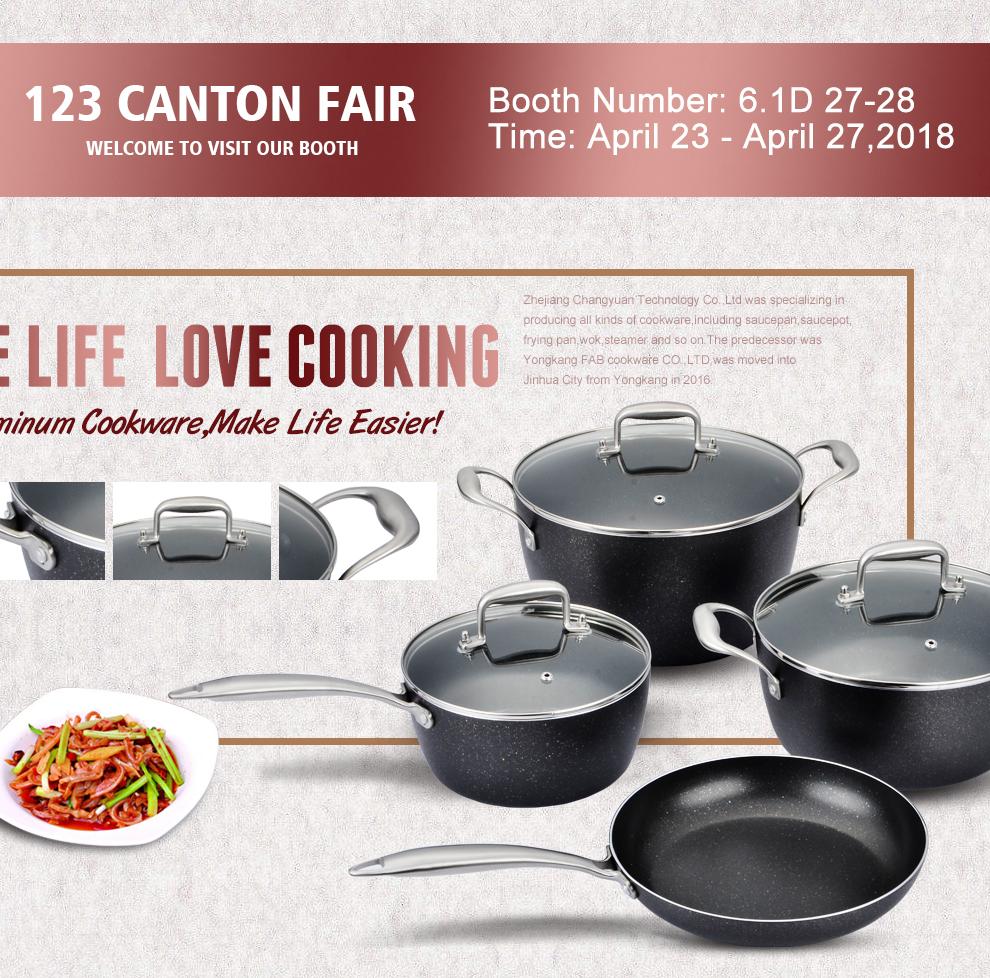 Zhejiang Changyuan Technology Co., Ltd. - Fry pan,Saucepan