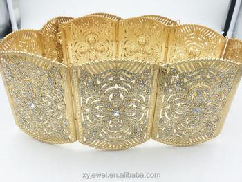 Gold Metall Gürtel Die Neuesten Fashion Factory Outlet Große Strass Hochzeit Gürtel Marokkanischen Buy Strass Hochzeit Gürtel Marokkanischenmode
