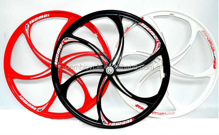 26 inch magnesium alloy wheel for mountain bike