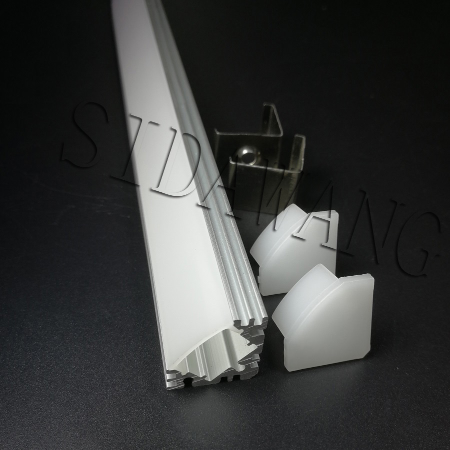 Corner Touch switch for led profile,1m led aluminum profile for 5050
