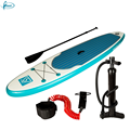 "Fissot 31"" wide drop stitch inflatable surf paddle board manufacturer"