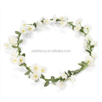 Beauty white flower indian wedding flower garland crown qfhd 2551 beauty white flower indian wedding flower garland crown qfhd 2551 mightylinksfo