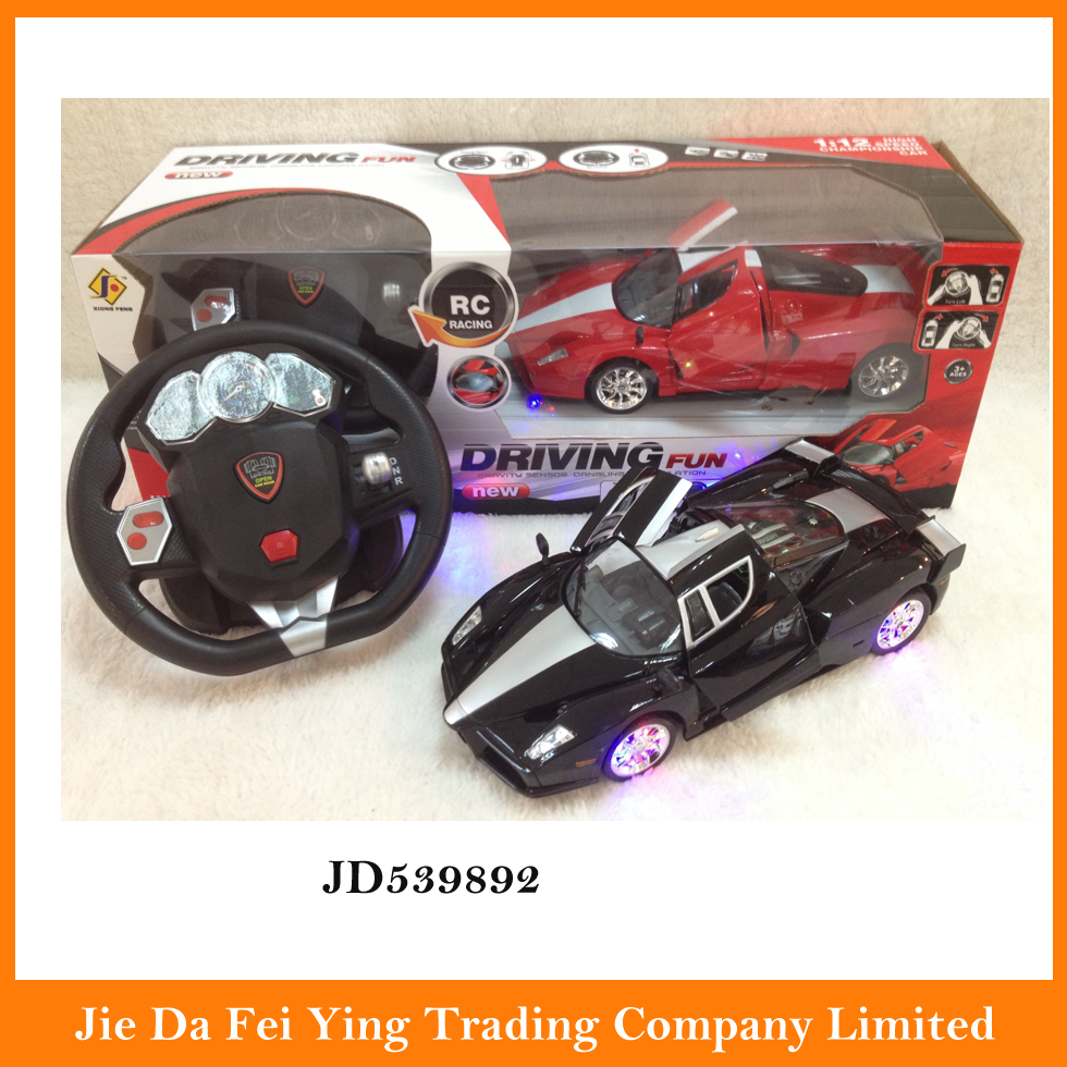 Toy remove control car 1:12 remove control car RC model car