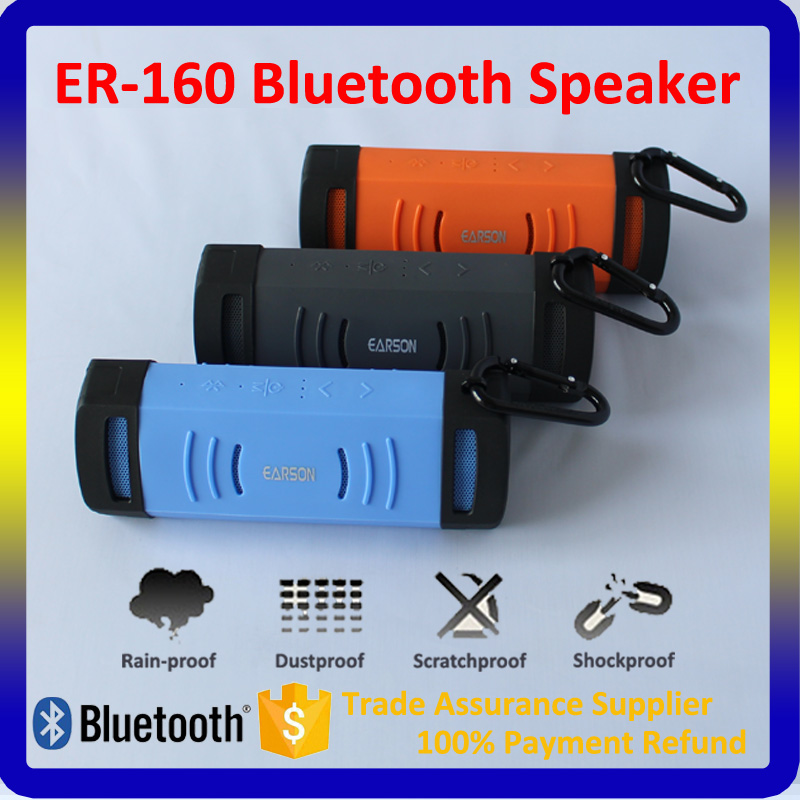 China Manufacturer OEM & ODM Mini Bluetooth Speaker Earson ER160